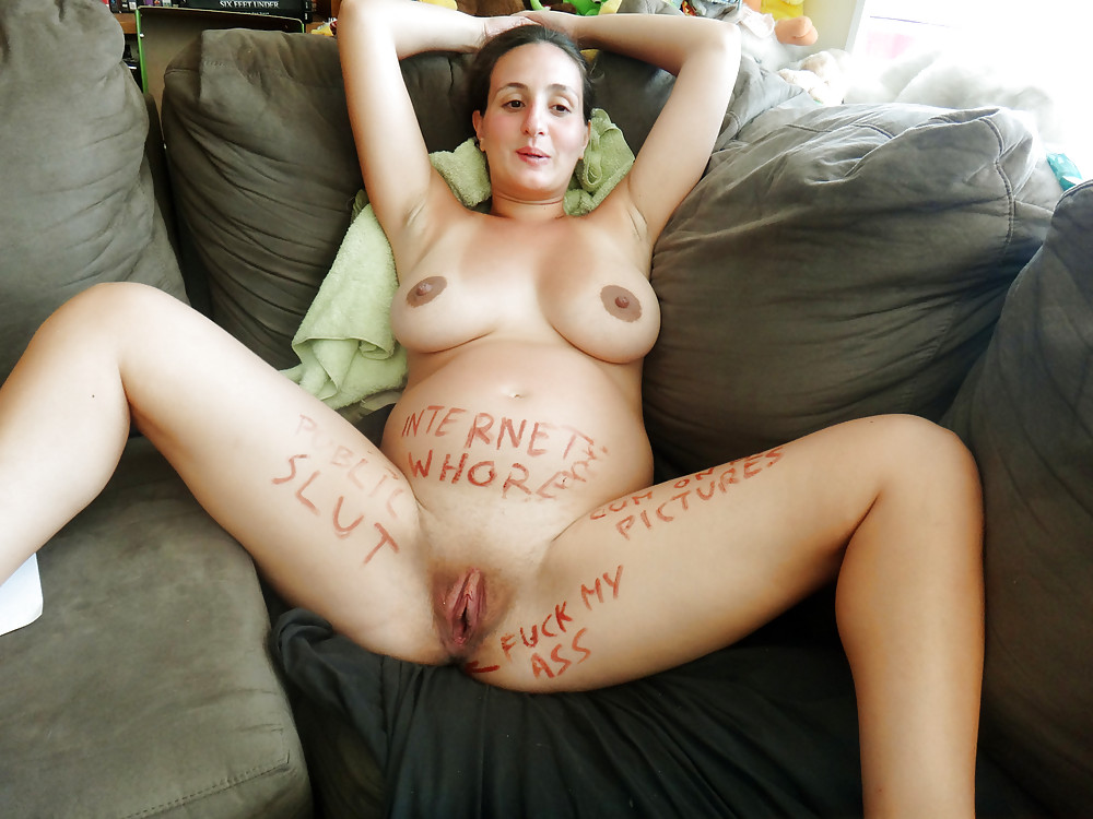 Humiliated slut wife
