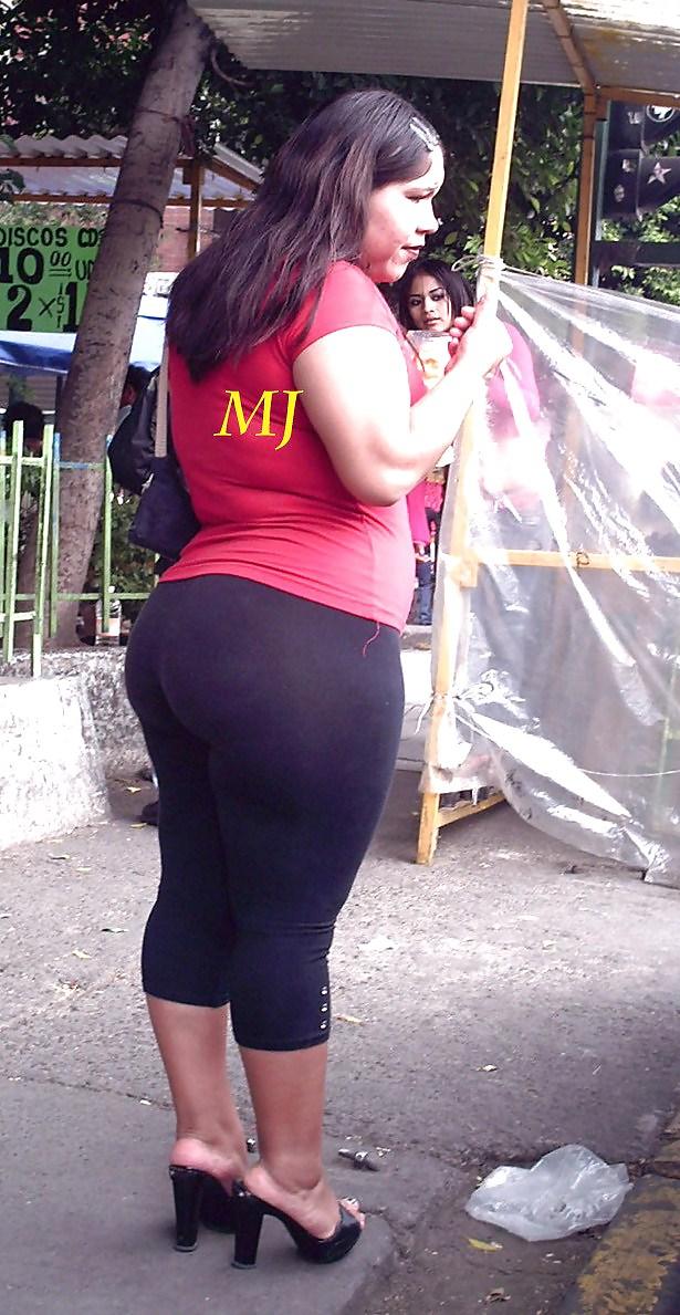 Thick black big booty women-6574