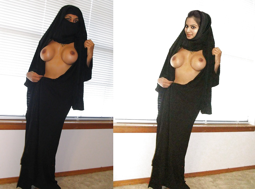 Arab hijab nude thanks