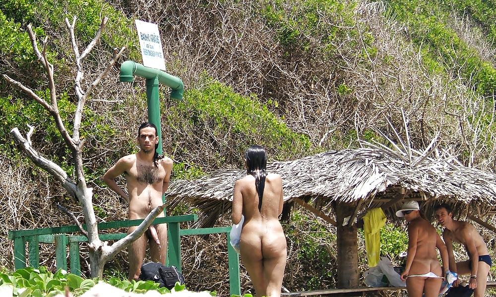 Girl beach naked-1989