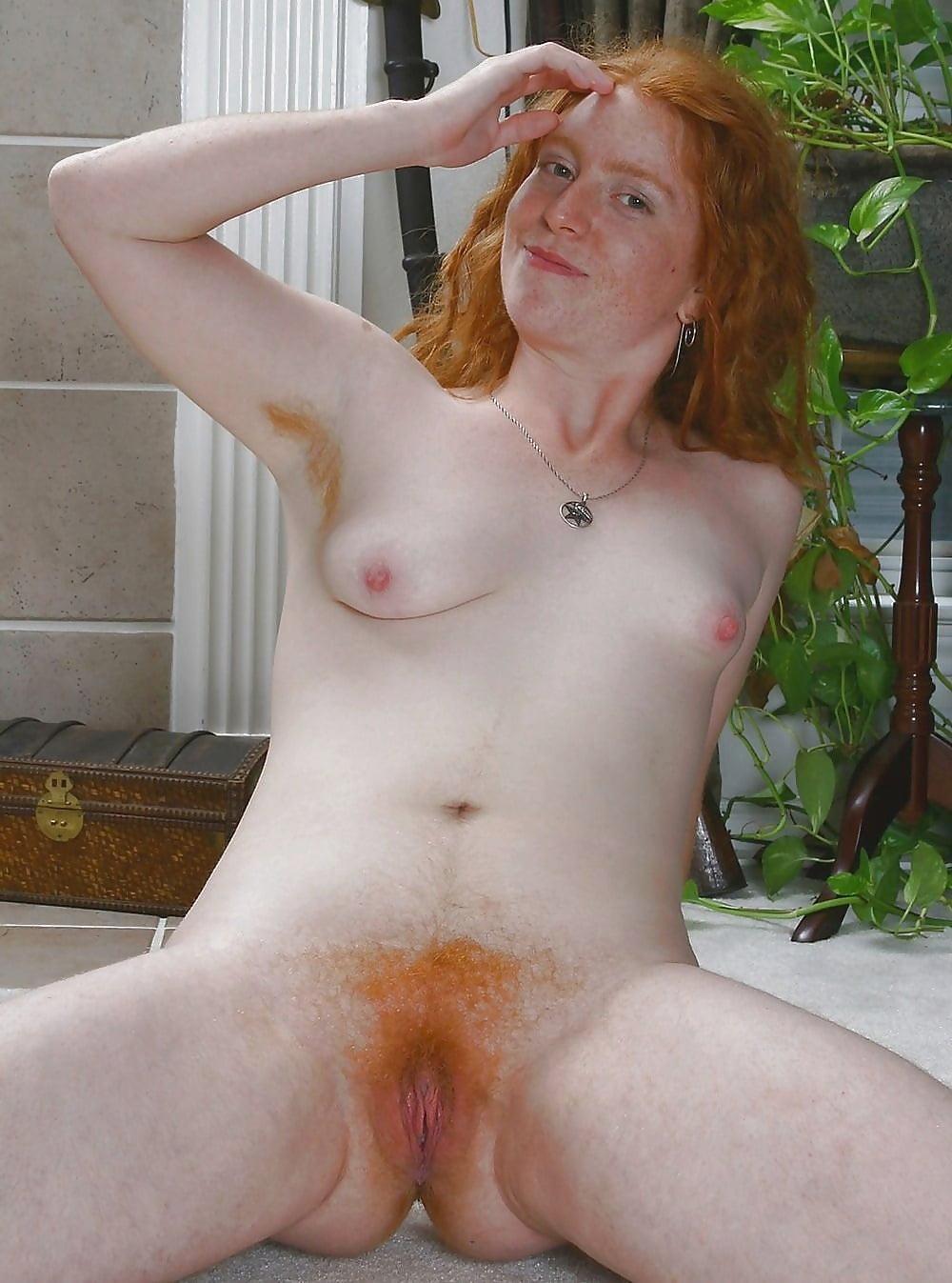 фото рыжих лохматок старалась теткина подруга