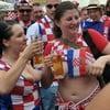 sexy croatian fans