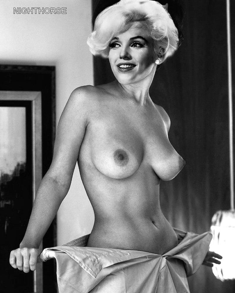 Rare Marilyn Monroe Photos, Including An Early Nude, Hit Auction Block