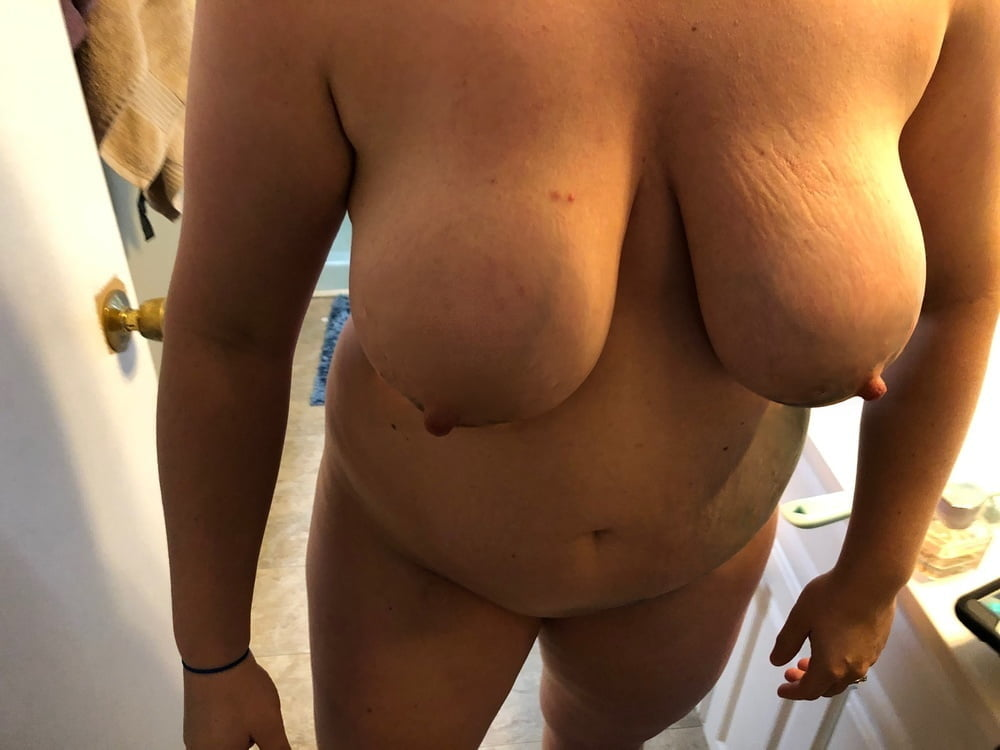 Fat Girl Big Saggy Tits