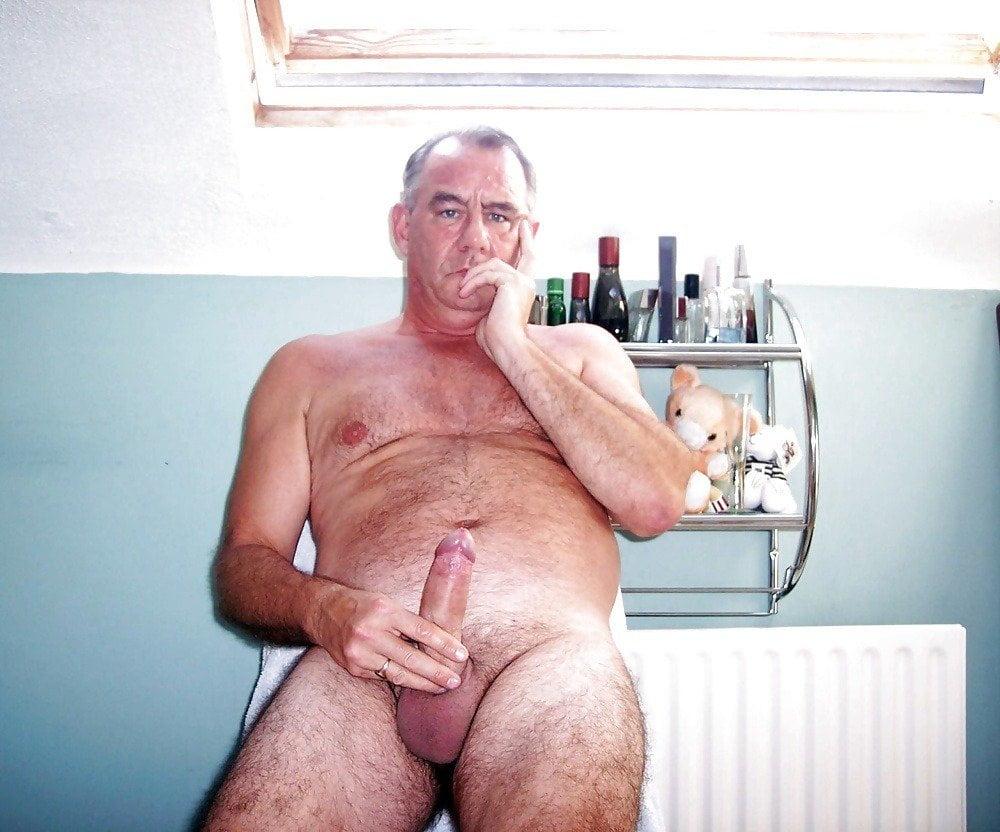 Nude Business Hairy Men Daddies