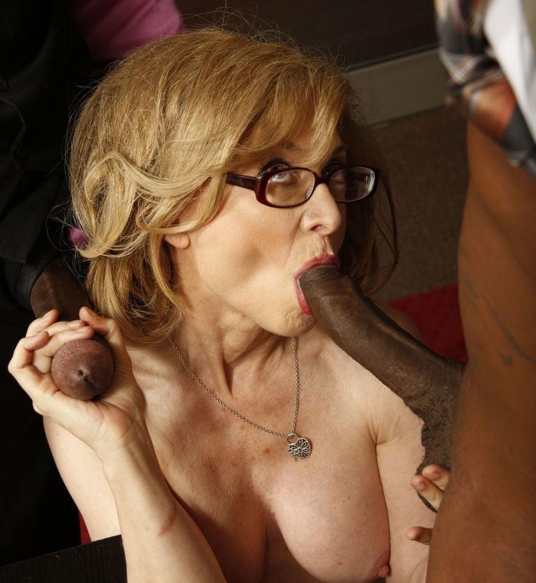 Nina Hartley Interracial Porn HClips 1