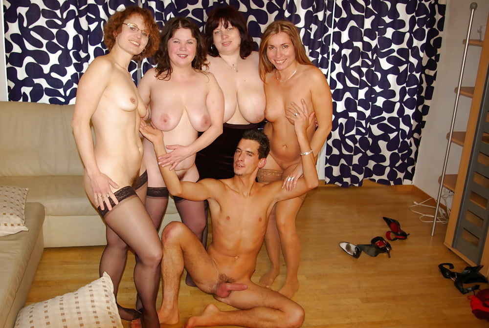 Mom Throws Naked Twister Teen Sex Party