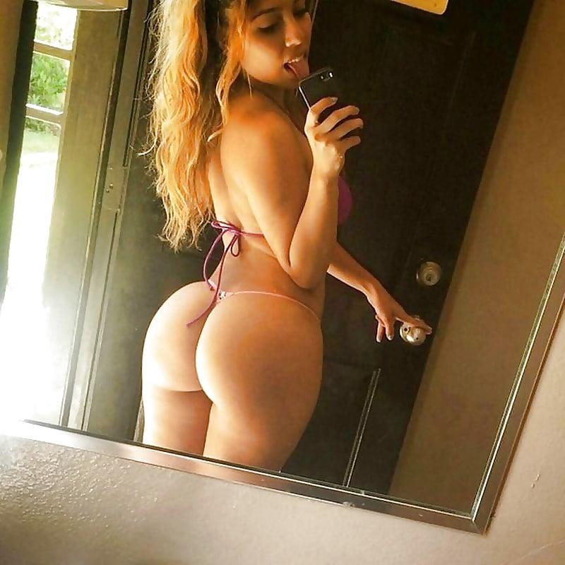 Hot nude big booty teen self pic sex