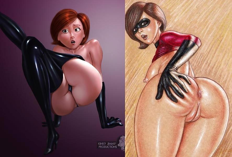 Big booty black cartoon-3376