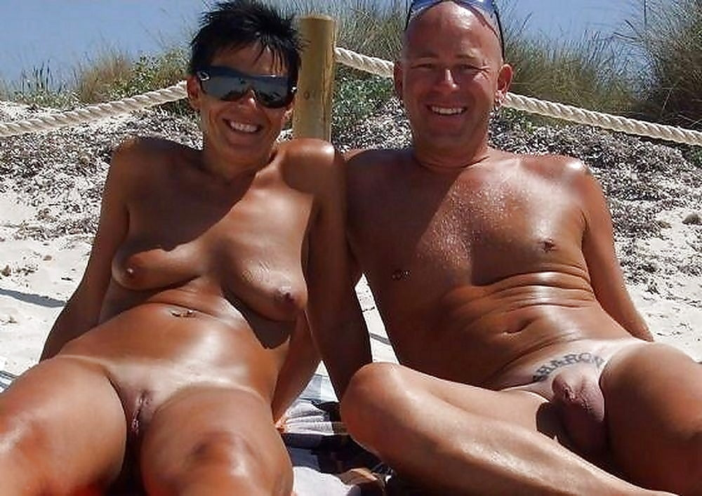 The Naturist Couple That Travels The World Naked