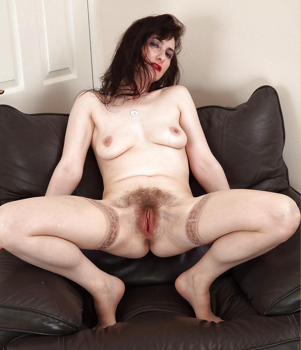 Very hairy milfs