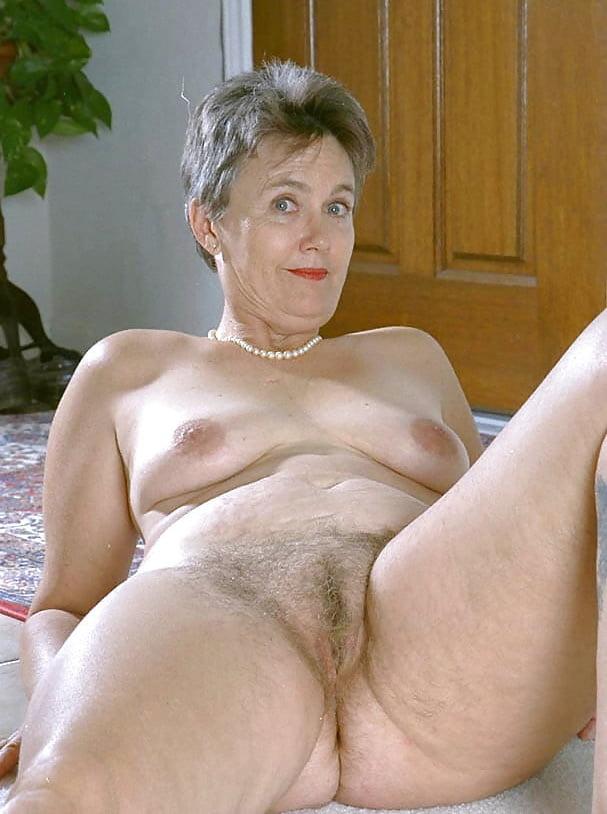 Older Hairy Nudity