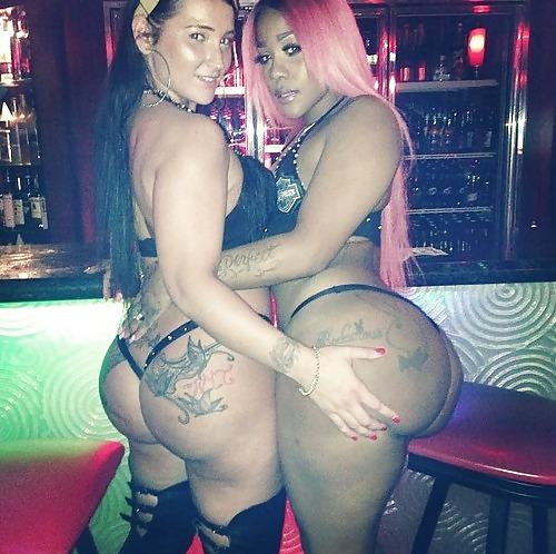 Bad ass bitches dancers