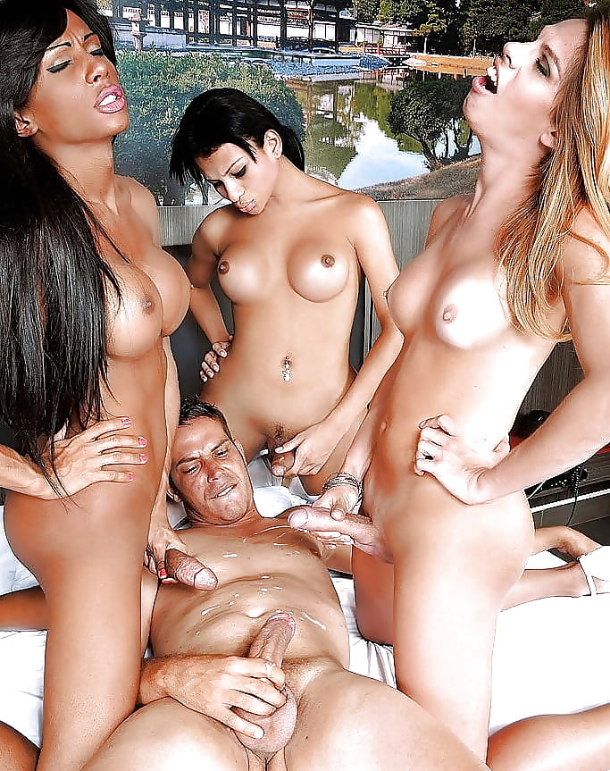 Shemale orgy mpegs 12